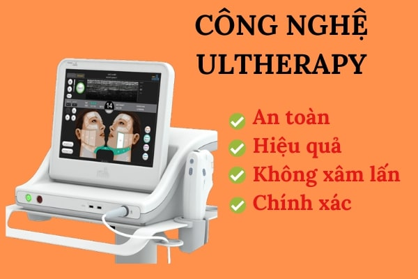 hhoir đáp công nghệ Ultherapy