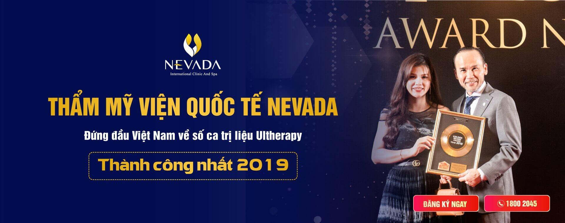 Khuyến mãi nâng cơ trẻ hóa da Nevada
