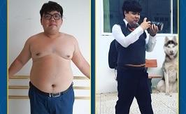 Khách hàng giảm béo