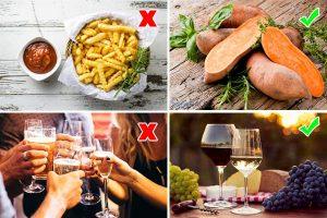 Khi giảm cân không nên ăn gì? Những thực phẩm ăn hằng ngày bỗng rơi vào danh sách cấm