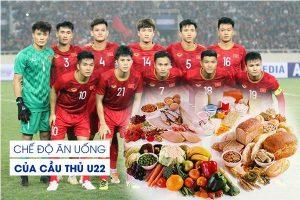 Soi chế độ ăn uống hằng ngày của các cầu thủ U22 Việt Nam | Yếu tố góp phần mang về chiến thắng tại SEA Games 30