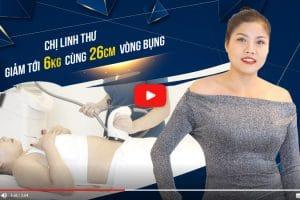 Chị Linh Thư giảm 26cm vòng bụng chỉ sau 10 ngày trong sự ngỡ ngàng của chồng con