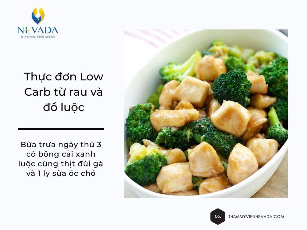 giảm cân low carb sau sinh, thực đơn low carb cho mẹ sau sinh, chế độ ăn low carb cho phụ nữ sau sinh