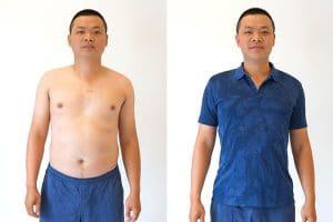 Béo bụng bia – chàng Shipper quyết tâm giảm 4kg, sở hữu vóc dáng như ý chỉ trong 10 buổi