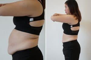 Thoát mác nấm lùn, vượt qua mặc cảm về ngoại hình thừa cân, mẹ bỉm sữa chứng minh giảm béo là sẽ đẹp