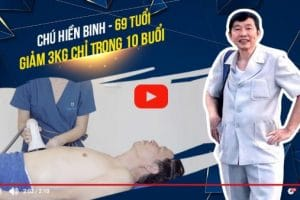Giảm béo bằng công nghệ để bảo vệ sức khỏe, chú Hiền Binh giảm 3kg chỉ sau 10 ngày