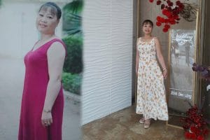 Giảm tới 3 size quần áo, đẩy lùi bệnh đau mỏi xương khớp | Cô Trà thực hiện ước mong chinh phục đỉnh Yên Tử