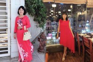 Theo chân con gái đi giảm béo bằng công nghệ, cô Xuân mừng rỡ khi gạt bỏ được nỗi lo lắng về biến chứng thừa cân, béo phì ở độ tuổi xế chiều