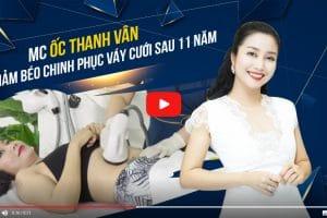 """Ốc Thanh Vân tiết lộ bí quyết giảm cân để  """"chinh phục"""" váy cưới 11 năm trước"""