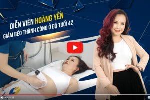 Bí quyết giảm béo sau sinh lần thứ 3 ở độ tuổi 42 của diễn viên Hoàng Yến
