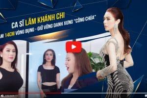 Công chúa Lâm Khánh Chi tiết lộ bí quyết giảm 14cm vòng bụng sau 10 ngày