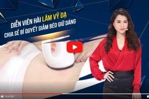 Diễn viên Lâm Vỹ Dạ chia sẻ bí quyết giảm cân sau sinh hiệu quả