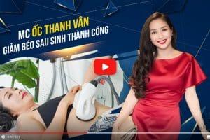 Ốc Thanh Vân chia sẻ về hành trình giảm béo thành công nhờ CN Max Burn Lipo