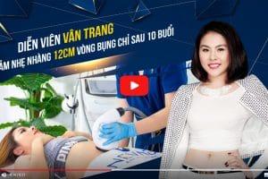 Diễn viên Vân Trang bất ngờ giảm 12 cm vòng bụng nhờ CN Max Burn Lipo