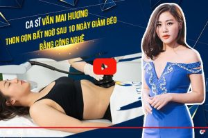 Bất ngờ trước vóc dáng của Văn Mai Hương sau khi trải nghiệm CN Max Burn Lipo 2020 siêu hủy mỡ