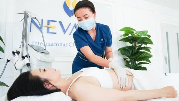 giảm mỡ bụng bằng máy sấy tóc, cách giảm mỡ bụng bằng máy sấy tóc, dùng máy sấy tóc giảm mỡ bụng