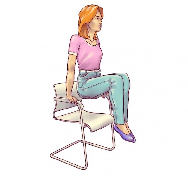 cách giảm mỡ bụng khi ngồi văn phòng, cách ngồi làm việc giảm mỡ bụng, cách ngồi giảm mỡ bụng cho dân văn phòng, cách ngồi không bị béo bụng, cách ngồi văn phòng không béo bụng, tư thế ngồi làm việc giảm mỡ bụng