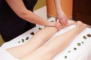 Cách massage giảm mỡ giúp bắp chân săn chắc và thon gọn hiệu quả