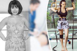 Hot girl Linh Miu xinh đẹp, tài giỏi có thừa nhưng cũng gục ngã trước mỡ bụng, đây là cách cô tống khứ 6kg mỡ trong vòng 1 tuần