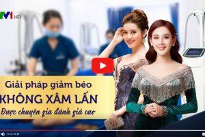 Truyền hình VTV1 đưa tin về siêu công nghệ giảm béo Max Burn Lipo của Hoa Kỳ