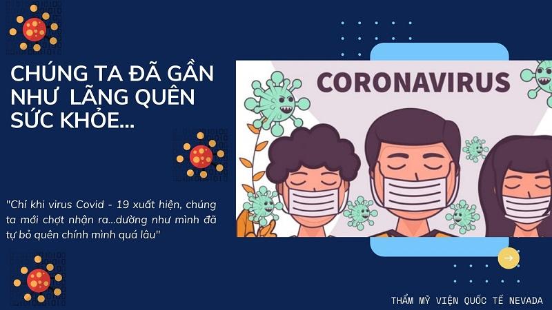 Nếu bạn có cơ thể khỏe mạnh trong mùa dịch, hãy thầm cảm ơn quyết định bảo vệ sức khỏe ngày hôm qua của mình