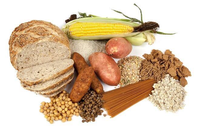 Thực phẩm tinh bột ăn thả phanh mà không sợ béo