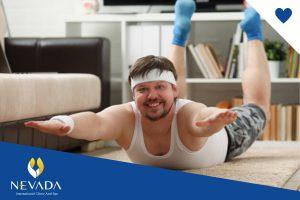 Bài tập giảm mỡ toàn thân cho nam tại nhà | Cứ kiên trì sẽ có hiệu quả