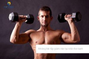Những bài tập giảm cân tại nhà cho nam dễ làm dễ thành công