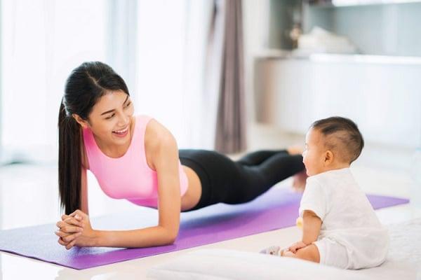 Các cách giảm cân cho mẹ sau sinh an toàn mà vẫn nhiều sữa - Mẹ đẹp con khoẻ