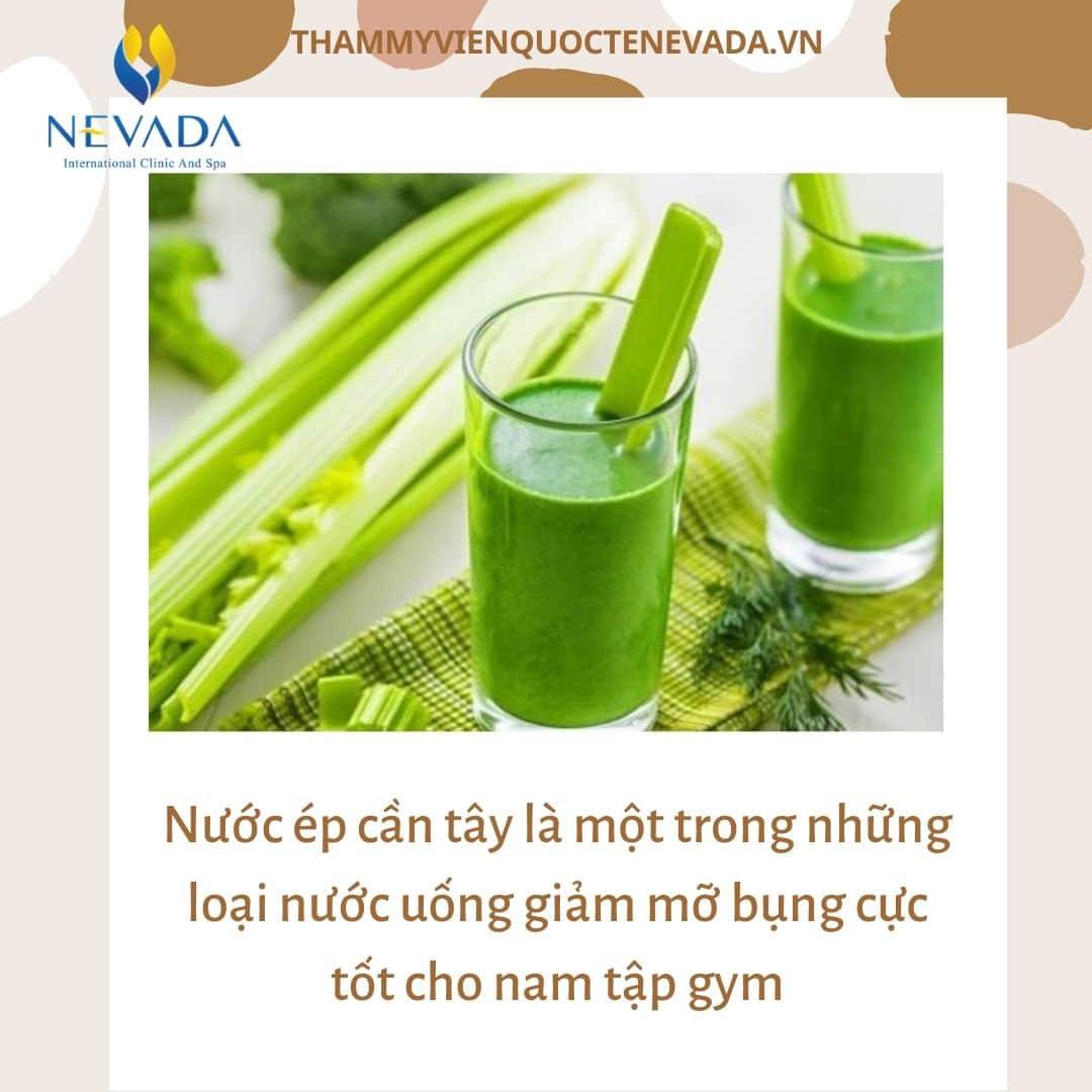 nước uống giảm mỡ bụng cho nam giới, đồ uống giảm mỡ bụng cho nam, nước uống giảm mỡ bụng cho nam