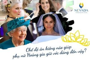 Soi chế độ ăn kiêng hoàng gia cực đơn giản giúp nữ hoàng Elizabeth, công nương Kate, hoàng hậu Pháp… giữ dáng gọn chuẩn mực ngay cả sau sinh nở