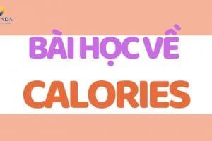 Bài học về calories và lý do vì sao thở thôi cũng béo