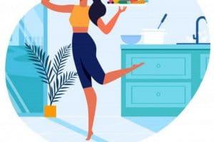 Đừng để việc ăn kiêng khiến bạn gặp thêm áp lực