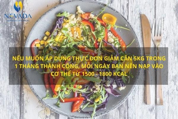 thực đơn giảm cân 1 tháng 5kg, giảm cân 1 tháng 5kg, giảm cân 5kg trong 1 tháng, cách giảm cân 5kg trong 1 tháng, thực đơn giảm cân 5kg trong 1 tháng