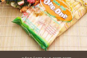 1 gói bánh gạo One One bao nhiêu calo? Ăn bánh gạo One One có béo không? Chuyên gia dinh dưỡng giải đáp