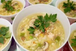 1001 Cách nấu súp rau củ giảm cân hiệu quả đánh bay 5 kg trong 1 tuần
