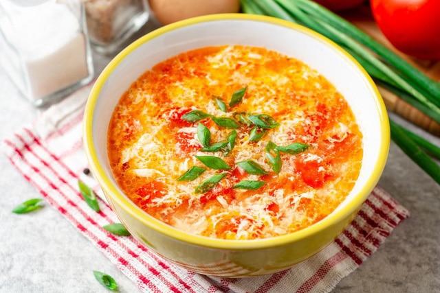 cách nấu súp rau củ giảm cân