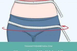 Vòng eo bao nhiêu là béo phì? Bật mí cách đo vòng eo chuẩn không cần chỉnh
