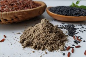 Bột gạo lứt mè đen có giảm cân không ? Hướng dẫn cách dùng bột gạo lứt mè đen giảm cân hiệu quả