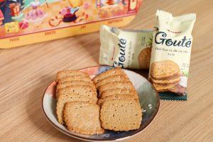 Ăn bánh Goute có béo không? Đang giảm cân có được ăn bánh Goute không?