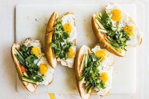Ăn bánh mì trứng có béo không? Chuyên gia tiết lộ những thông tin mà bấy lâu nay bạn chẳng hề hay biết