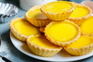 [ Tiết lộ ] 1 cái bánh tart trứng bao nhiêu calo? Ăn bánh tart trứng có béo không?