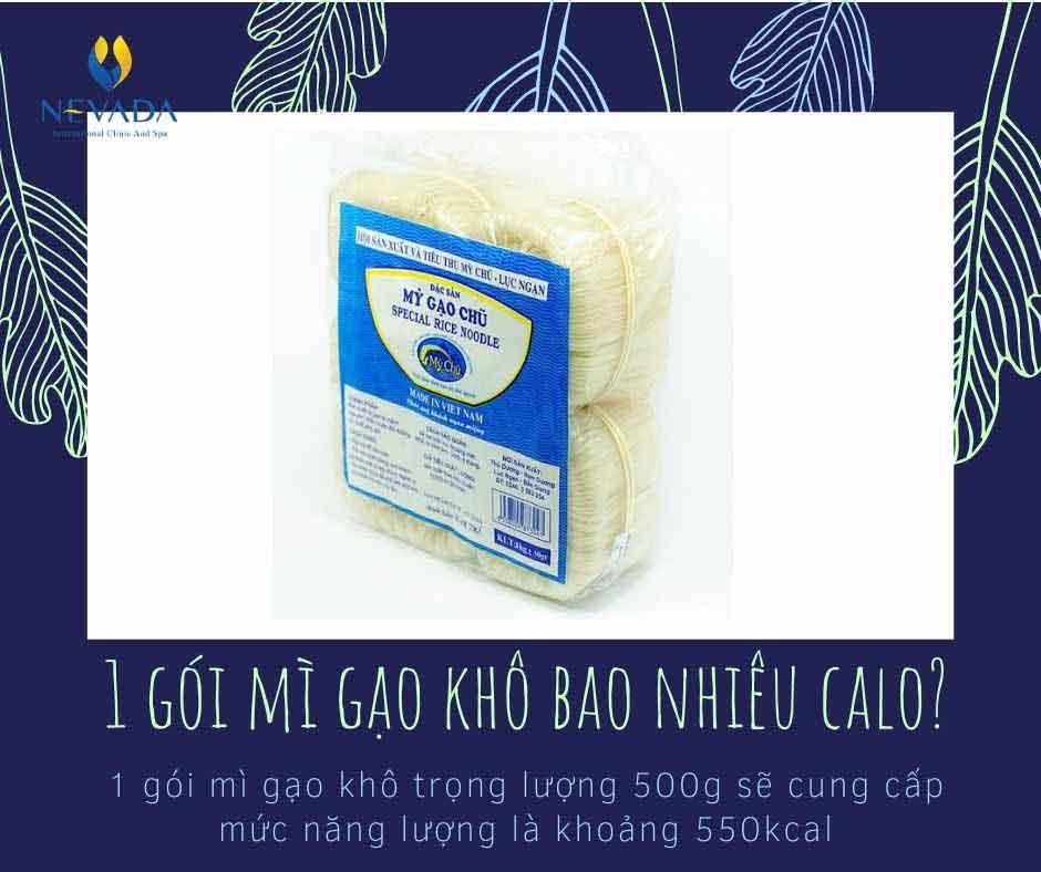 mì gạo bao nhiêu calo, ăn mì gạo có béo ko, mỳ chũ bao nhiêu calo, mì gạo có bao nhiêu calo, ăn mì gạo có béo không