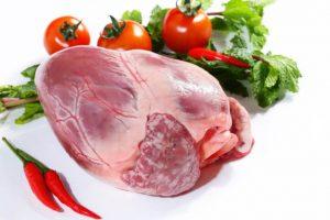 Ăn tim lợn có béo không? Tiết lộ ngay tim lợn có bao nhiêu calo?