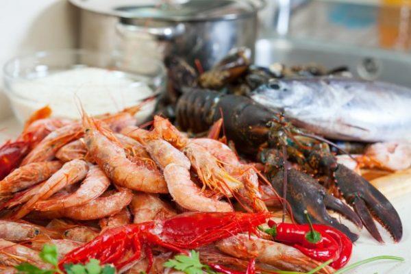 calo trong tôm, ăn tôm có giảm cân không, ăn tôm khô có béo không, tôm có giảm cân không, 100g thịt tôm bao nhiêu calo