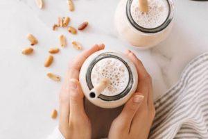 Học cách làm sữa đậu phộng giảm cân, eo gọn, dáng thon chỉ sau 1 tháng