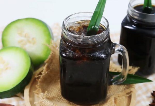 la hán quả giảm cân, nước la hán giảm cân, uống quả la hán giảm cân, quả la hán có giúp giảm cân không, cách nấu trà bí đao la hán quả giảm cân
