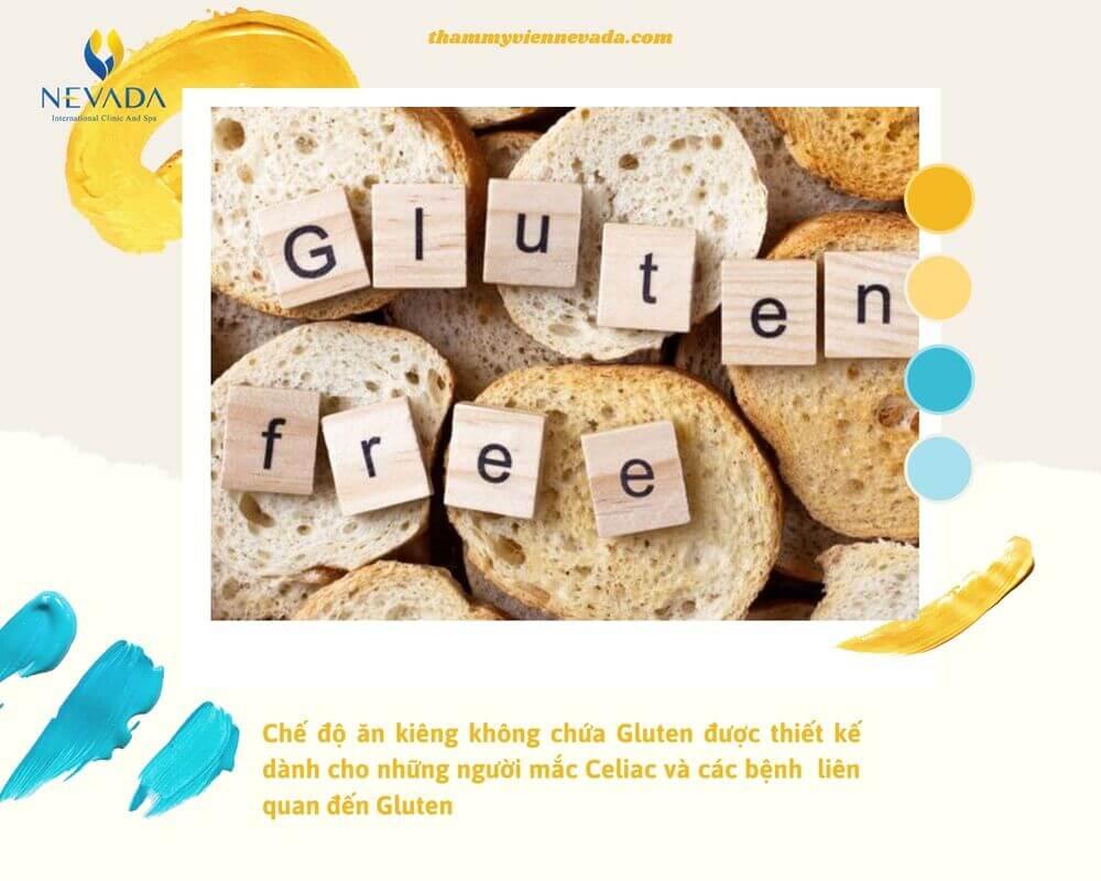 chế độ ăn không gluten, chế độ ăn không gluten là gì, chế độ ăn không có gluten, ăn uống không gluten