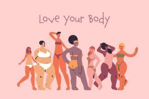 Hãy chăm sóc cơ thể của bạn bằng tình yêu thương