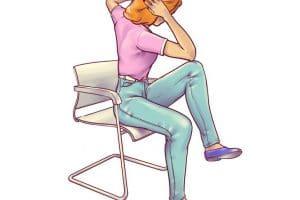Các bài tập giảm mỡ bụng khi ngồi một cách hiệu quả nhanh chóng mà không mất nhiều thời gian